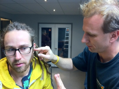 Fitting Custom Earplugs