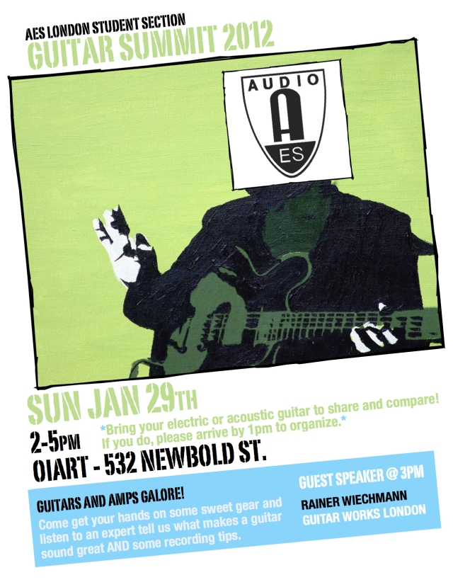 AES Guitar Summit