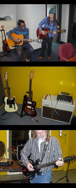 AES Guitar Summit OIART